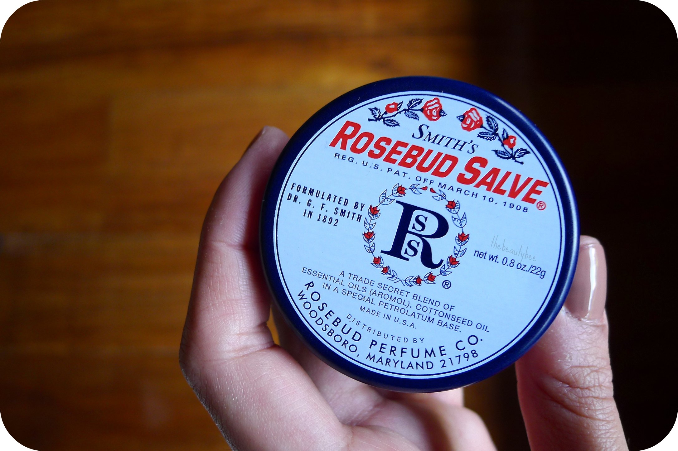 "Smith's Rosebud Salve (490.00 Php at PCX) is one of those ""cult-favourite""  products that everyone has tried out or at least heard of."