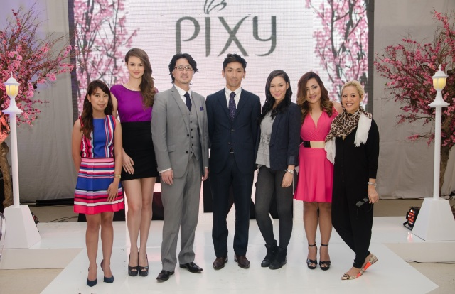 PIXY 6AUG14 PRODUCT LAUNCH