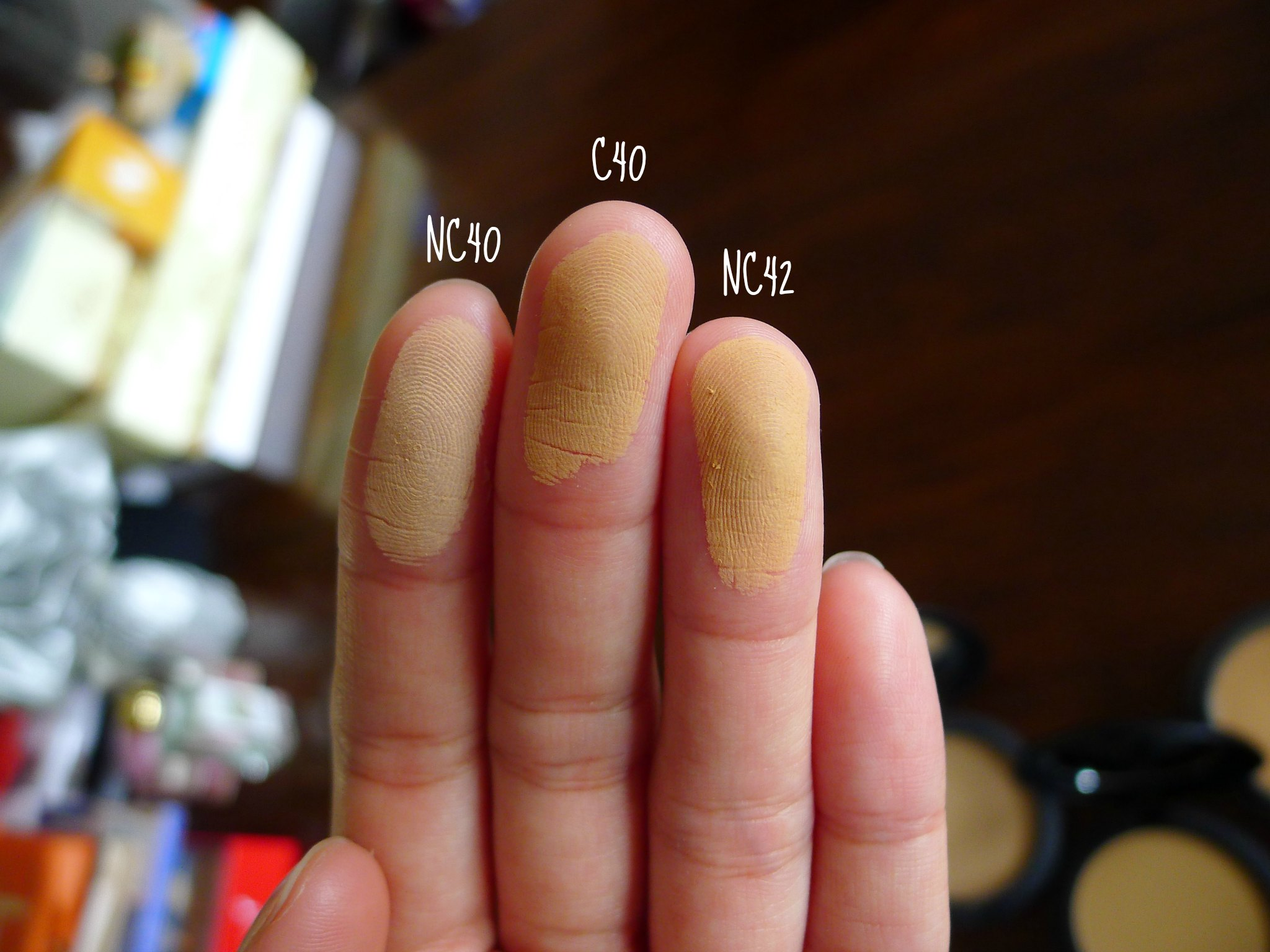 navigating mac s studio fix powder plus foundation shade range my
