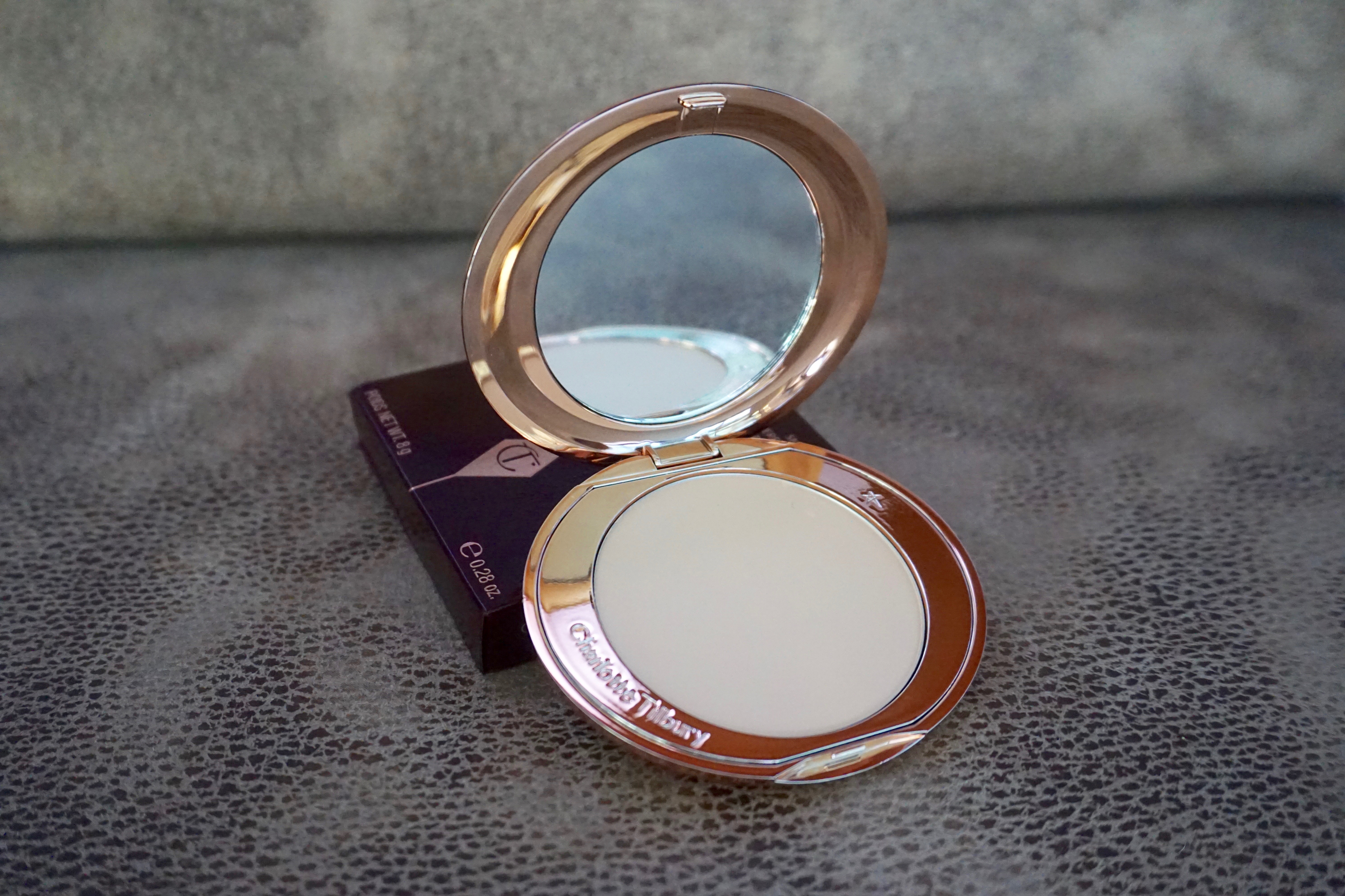 the powder for me charlotte tilbury s airbrush flawless finish powder the beauty bee